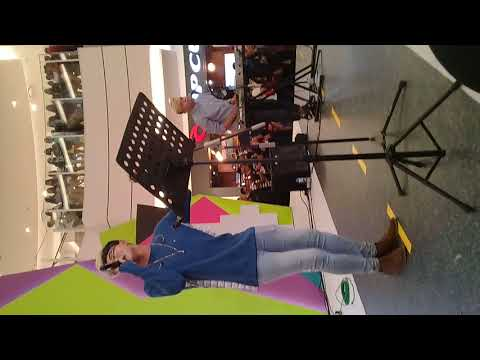 Shape of you (Rizky Febian) - Aeon Mall