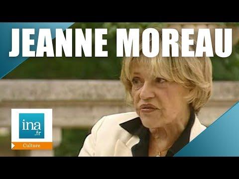 Jeanne Moreau incarne Marguerite Duras | Archive INA