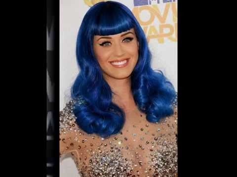The many (and we mean MANY) hairstyles of Katy Perry