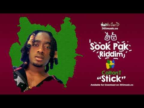 Colton T -  Stick  (Sook Pak Riddim) 2018 bouyon