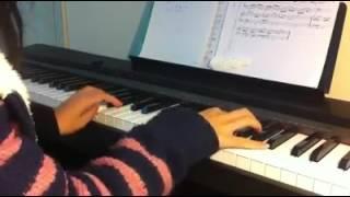 Đâu Ai Đợi Mình - Trịnh Thăng Bình - piano