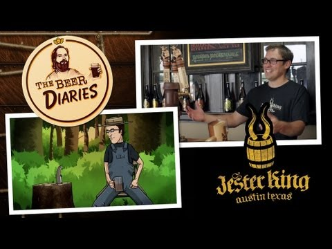 The Beer Diaries #3 Jester King Craft Brewery