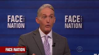 Chairman Gowdy on Face the Nation discusses the Nunes Memo, DOJ, and the FBI | Via CBS News