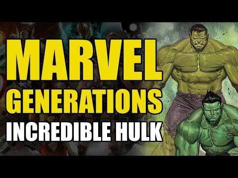 Classic Hulk vs Totally Awesome Hulk! (Marvel Generations: Incredible Hulk)