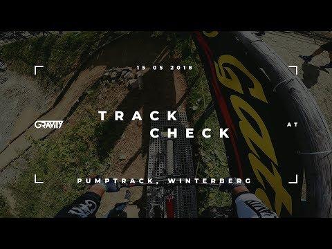 Track Check | iXS Dirtmasters Festival Winterberg 2018 Pumptrack