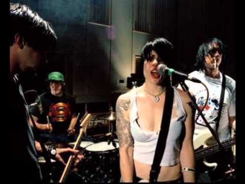 The Distillers - Drain the Blood XFM Session
