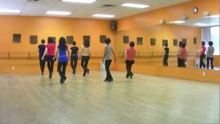 What A Thrill - Line Dance (Dance & Teach in English & 中文)