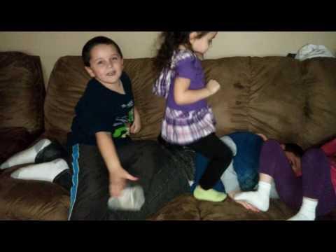2016 wrestling: Joshua Matthew Bella Hannah Timothy
