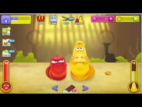Larva full 2015 new game funny   Những chú sâu vui nhộn 2015