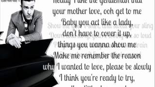 Justin Timberlake - Gimme What I Don't Know ( I Want ) ( The 20/20 Experience 2 of 2 ) Lyrics