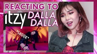 ITZY 달라달라 (DALLA DALLA) MV REACTION