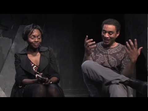 Harry Lennix at Theatre of NOTE