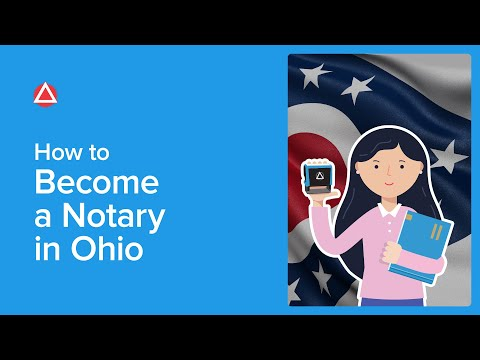 How To Become A Notary In Ohio | NNA