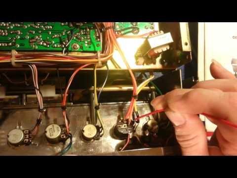 How to add a tone control to your Cobra 139XLR CB radio.