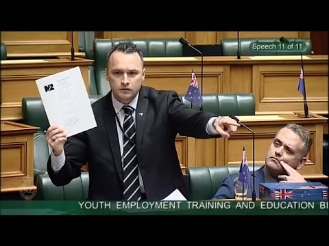 Youth Employment Training and Education Bill - First Reading - Video 11