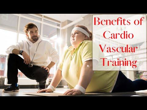Benefits of Cardio Vascular Training