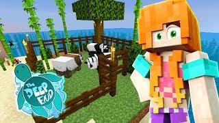 Gambar cover PANDA PARADISE   Minecraft: The Deep End - Ep.08   w/Graser