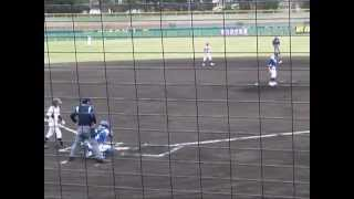 2012/04/21 女子プロ野球リーグ選抜×女子野球日本代表 第二試合 女子プ...