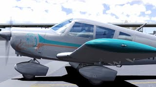 Flight Sim World: Private Pilot License Lesson 7 - Solo Cross-Country (Phase 1)