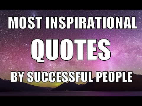 Most Inspirational & Motivational Succcess Quotes