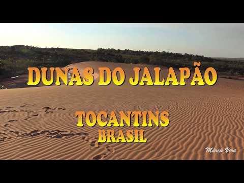 DUNAS DO JALAPÃO 4K Tocantins Brazil