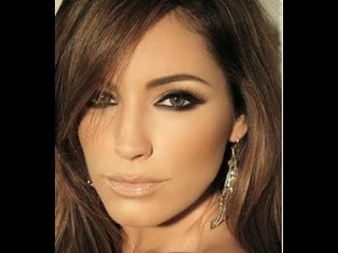 Evening Wedding Makeup Looks : Fall 2014 Dinair Airbrush Bridal Makeup Evening Bridal ...