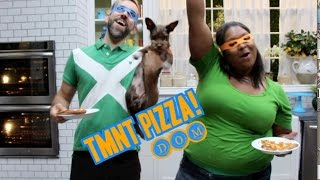 Homemade Tmnt Pizza Recipe!