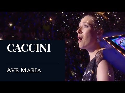 CACCINI - Ave Maria (Chaume) (live) [HD]