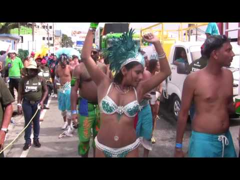 T&T Carnival 2K9 Tuesday Bands Island People and Tribe