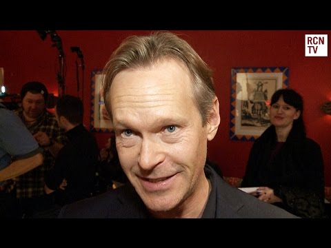 Steven Mackintosh Interview - Set Fire To The Stars Premiere