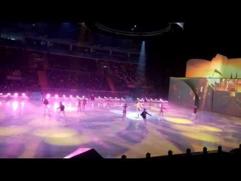 ледовое шоу снежный король 2 выступление