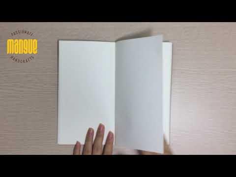 Giới thiệu Sổ Planner - Sổ tay ghi nhớ - Trắng trơn