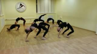 Видео-урок (I-семестр: декабрь 2016г.) - филиал Центральный, группа 9-16 лет, Спортивный танец