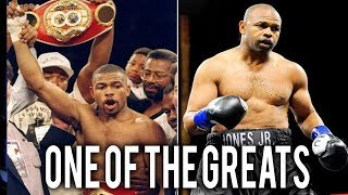 Roy Jones Jr. Was One Of The Greatest Boxers Ever!