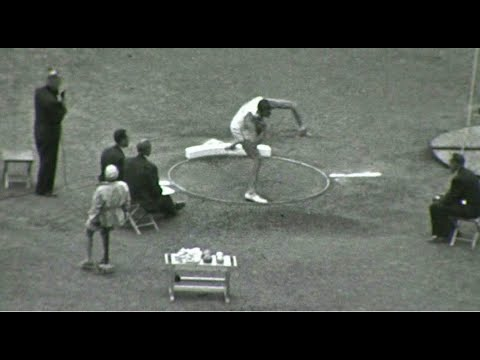 Helsinki 1952 | BOB MATHIAS | Decathlon | Athletics | Olympic  Summer Games |