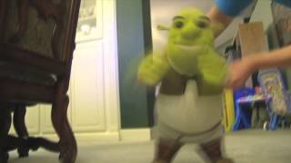 SML Movie Baby Shrek Fast and in reverse