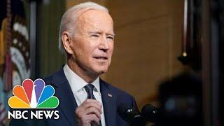 Live: Biden Provides Remarks on Russia|NBC News  | NewsBurrow thumbnail
