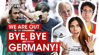 Germany's shocking exit | Germany vs. Korea | The World Cup Show #4