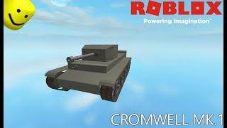 ROBLOX Speedbuild WW2 Cromwell A27M