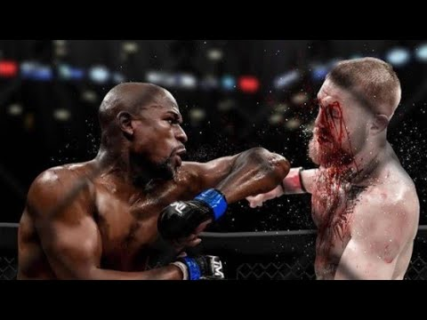 Floyd Mayweather Vs Conor McGregor FULL FIGHT