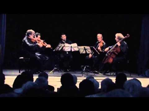 W.A.Mozart - Clarinet Quintet. Alexander Bedenko/Endellion string quartet (excerpts)