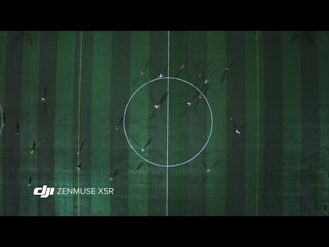 DJI Zenmuse X5R – Color Grading Session