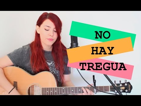 Barricada - No hay Tregua| Improvisando | Raquel Eugenio Cover
