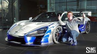 My McLaren SENNA is in PRODUCTION!