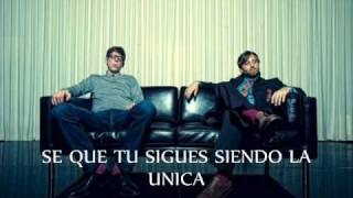 Repeat youtube video The Black Keys - The Only One - ESPAÑOL