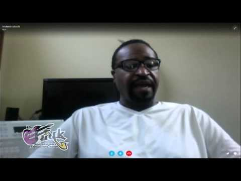 Thomas Lockett of the Funk group ''SLAVE'' interview w/TheFunkcenter.