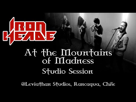 Iron Heade - At the Mountains of Madness @Leviathan Studios Mp3