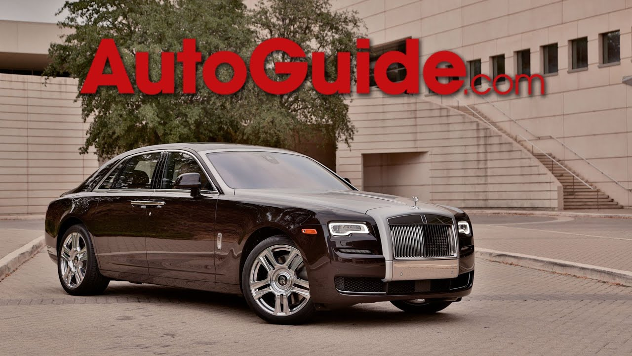 2015 RollsRoyce Ghost Series II Review Car Reviews