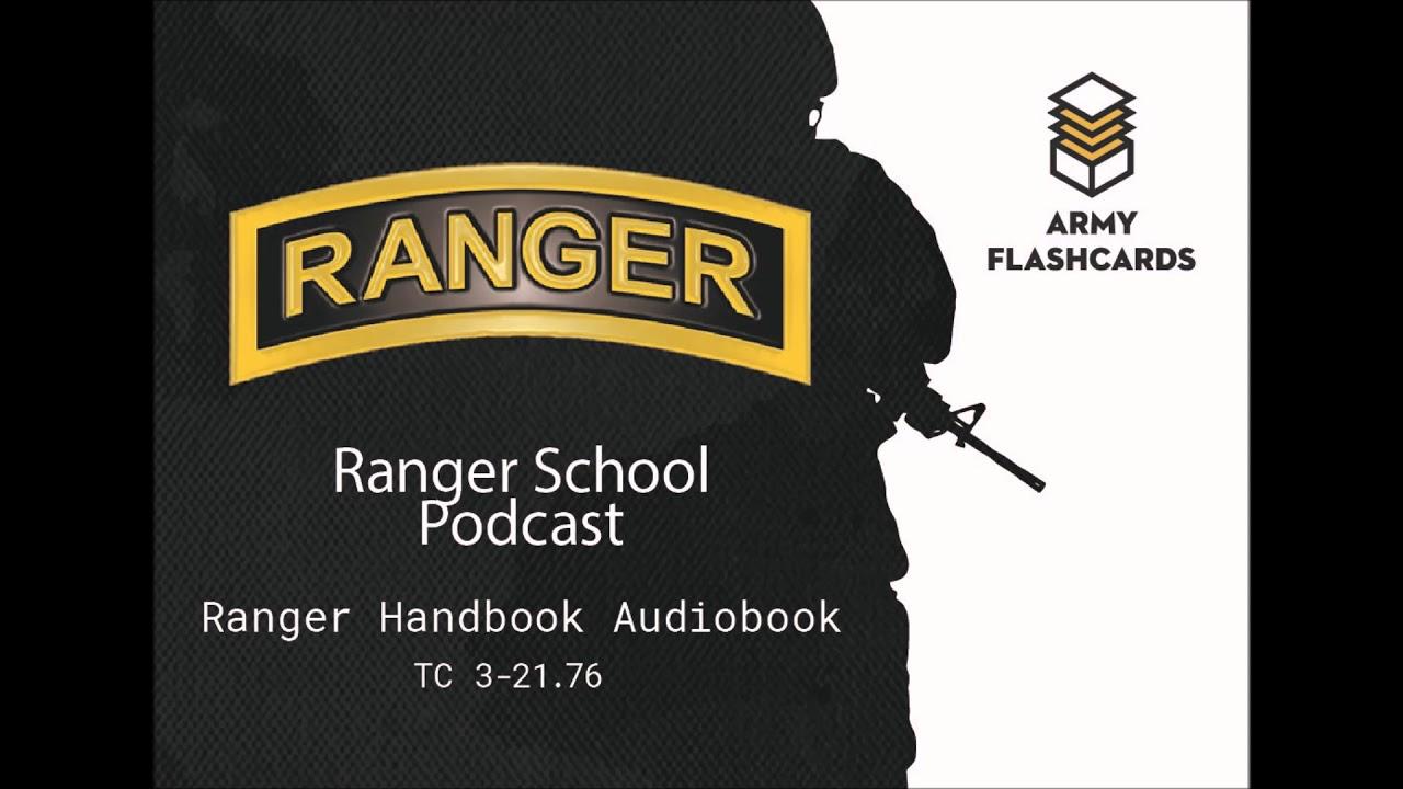 Ranger Handbook Chapter 1: Leadership