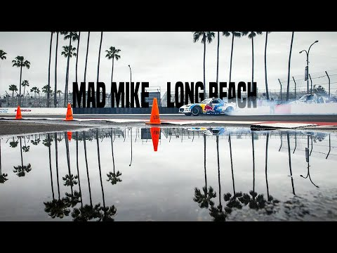 Mad Mike Formula Drift Round 1 Long Beach, CA 2016